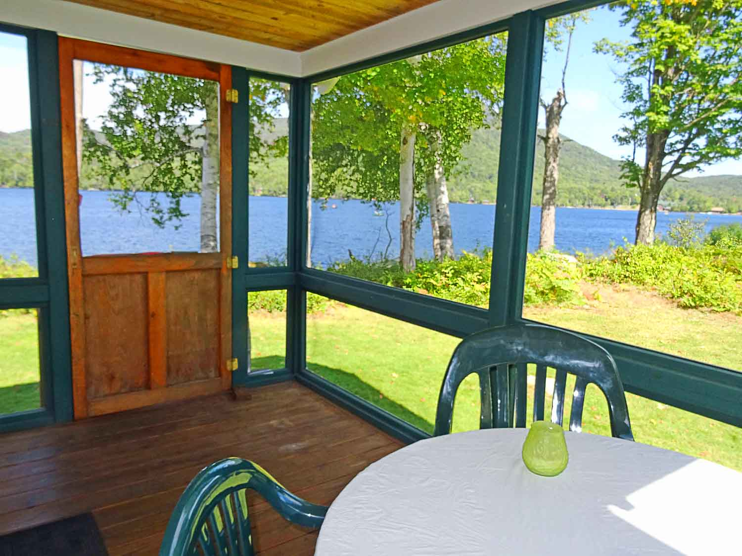 Prospect Point Cottages - Home Page